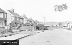 Wingate Lane c.1950, Wheatley Hill