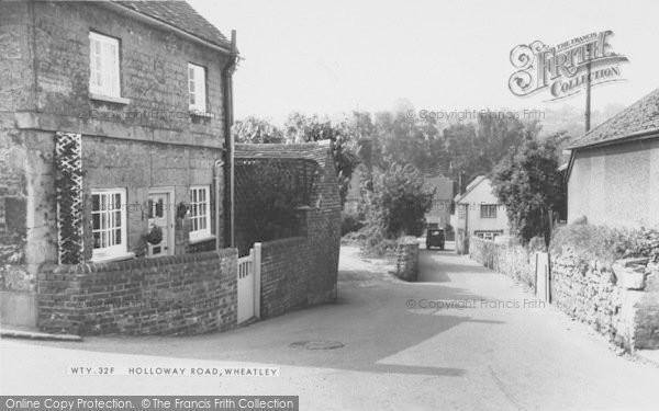 Photo of Wheatley, Holloway Road c.1960
