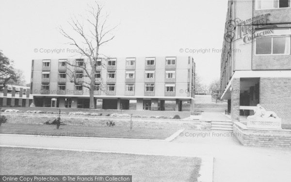 Photo of Wheatley, Lady Spencer Churchill College c.1965