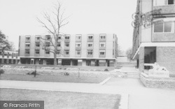 Lady Spencer Churchill College c.1965, Wheatley