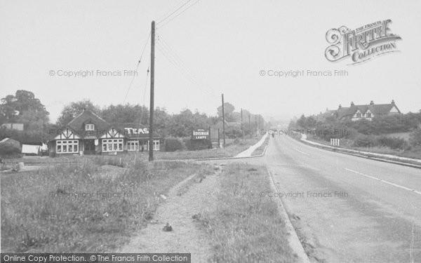 Photo of Wheatley, London Road c.1955