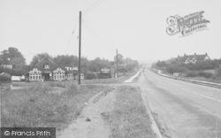 London Road c.1955, Wheatley