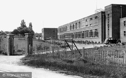 Secondary School c.1955, Wheatley