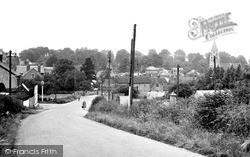 Station Road c.1955, Wheatley