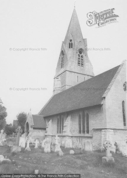 Photo of Wheatley, The Church c.1965