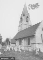 The Church c.1965, Wheatley