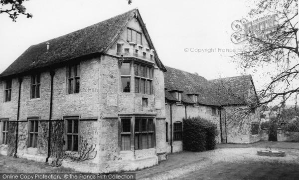 Photo of Wheatley, The Manor House c.1965