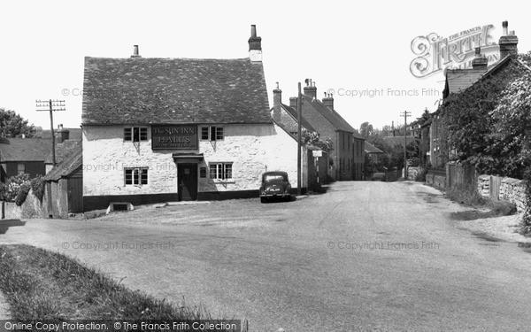 Photo of Wheatley, The Sun Inn c.1955