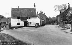 The Sun Inn c.1955, Wheatley