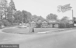 The Triangle Cafe c.1955, Wheatley