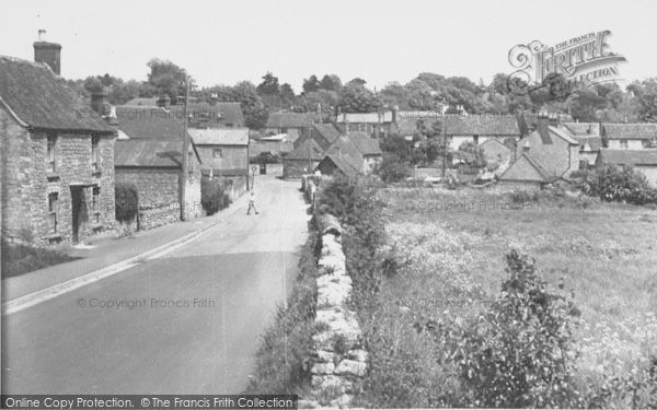 Photo of Wheatley, The Village c.1955