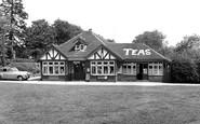 Wheatley, Triangle Café c1955