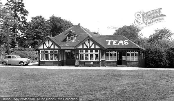 Photo of Wheatley, Triangle Café c1955