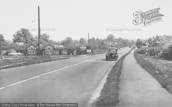 Photo of Wheatley, Wycombe Road c.1955