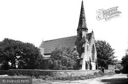 St Mary's Church 1952, Wheaton Aston