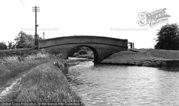 Photo of Wheaton Aston, The Bridge c.1952