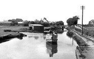 Wheaton Aston, the Canal 1952