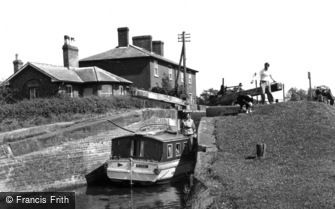 Wheaton Aston, the Lock 1952