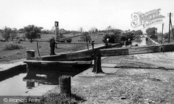 The Lock c.1952, Wheaton Aston