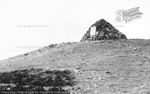Photo of Wheddon Cross, Dunkery Beacon c.1965