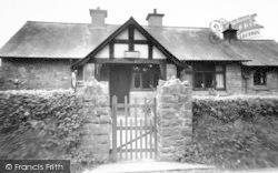 The Post Office c.1965, Wheddon Cross