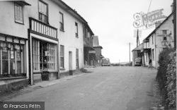 The Village c.1950, Wheddon Cross