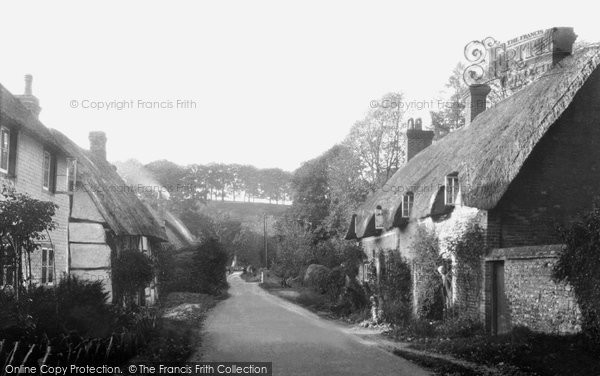 Photo of Wherwell, Church Street c.1955