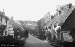 Wherwell, Church Street c.1955