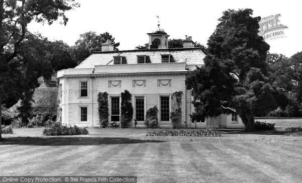 Photo of Wherwell, The Priory c.1955