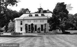Wherwell, The Priory c.1955