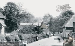 Wherwell, Village 1901