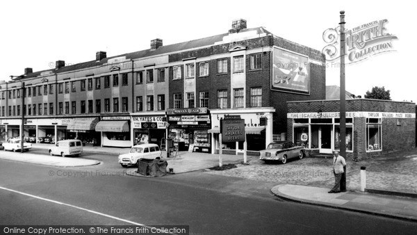 Photo of Whetstone, Palace Parade c.1960