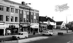 Whetstone, The Parade c.1960