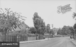 Broom Lane c.1955, Whickham