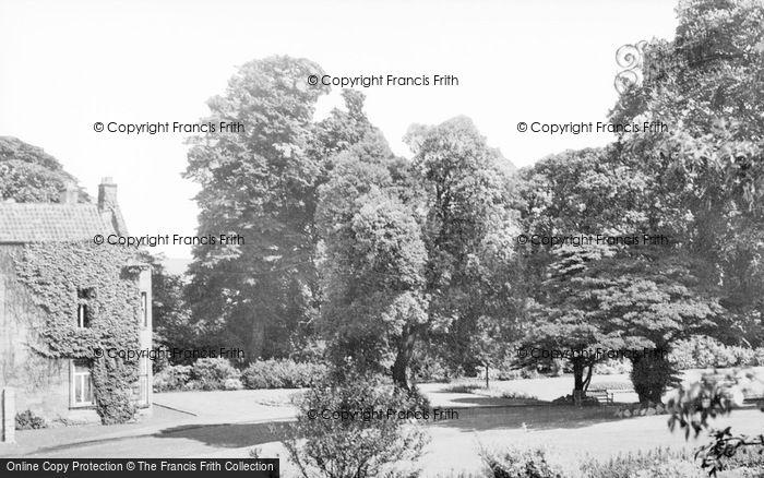 Photo of Whickham, Chase Park c.1955