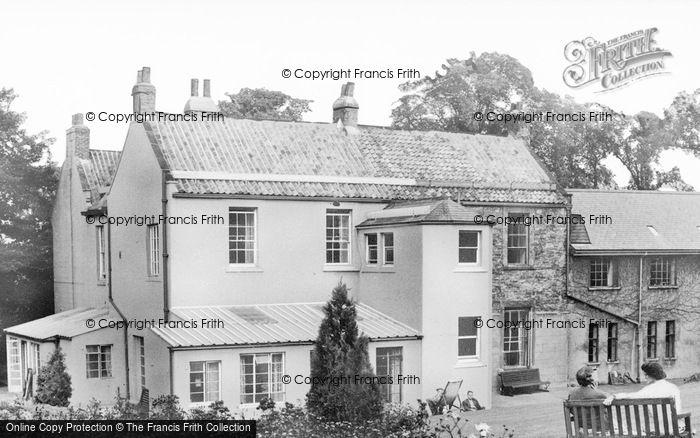 Photo of Whickham, Cottage Hospital c.1955