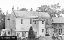 Whickham, Cottage Hospital c.1955