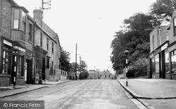 Whickham, Front Street c.1955