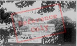The Church c.1955, Whickham