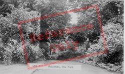 The Park c.1955, Whickham