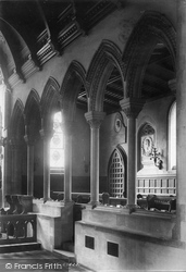 Church, Royal Pew 1908, Whippingham