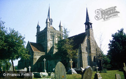 St Mildred's Church 1997, Whippingham
