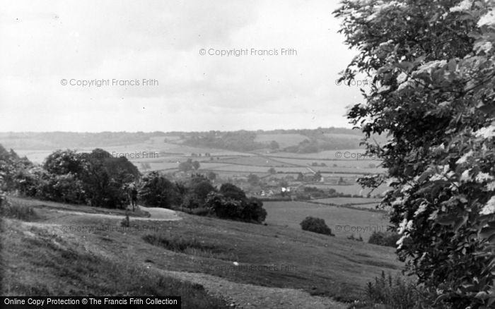 Photo of Whipsnade, Zoo, The Downs c.1960