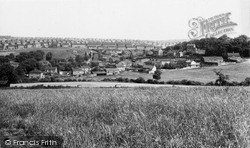 General View c.1960, Whiston