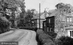 Moorhouse Lane c.1960, Whiston
