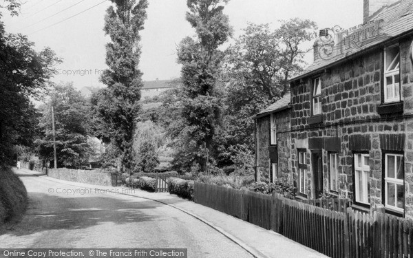 Photo of Whiston, Moorhouse Lane c.1960