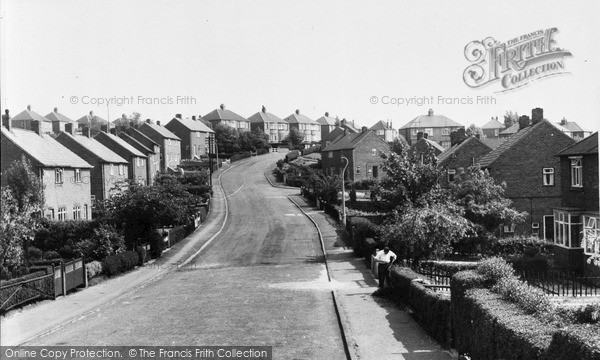 Photo of Whiston, Reresby Road c.1960