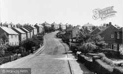 Reresby Road c.1960, Whiston