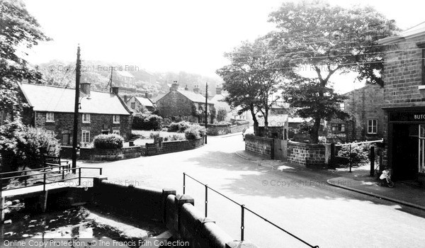 Photo of Whiston, The Post Office c.1955