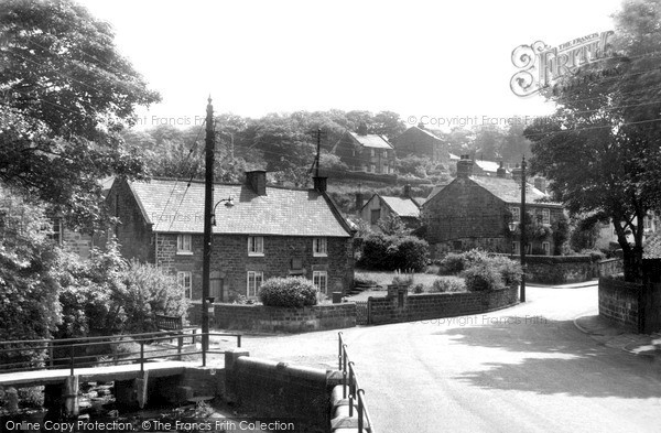 Photo of Whiston, The Post Office c.1960
